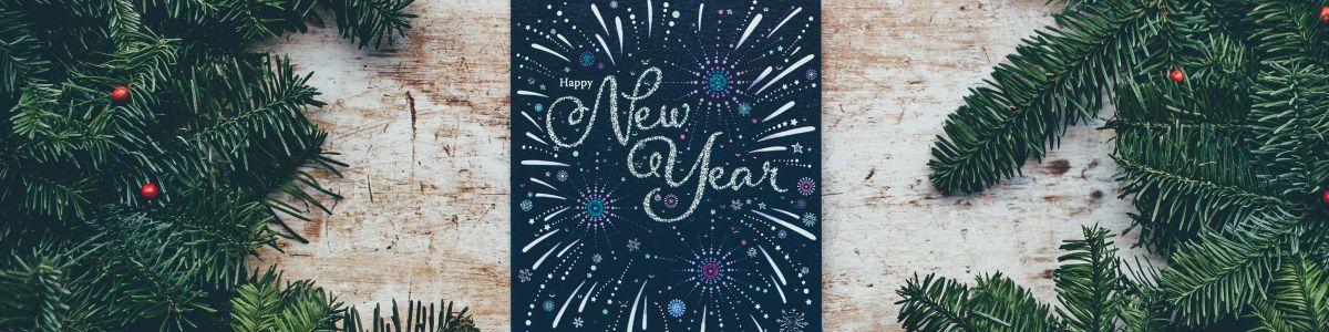 Du hast den Rutsch ins neue Jahr tanzend absolviert, Dich mit guten Vorsätzen gewappnet und bist dabei auch noch gesund geblieben? Wir gratulieren!
