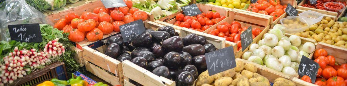 Welche Lebensmittel Du kaufst, hat erhebliche Auswirkungen auf die Umwelt, das Klima, die Artenvielfalt und die Boden- und Wasserqualität.