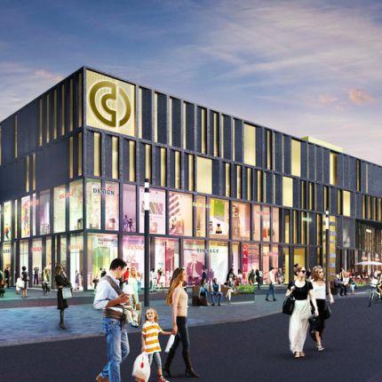 Foto von CANO - ECE Einkaufszentrum in Singen