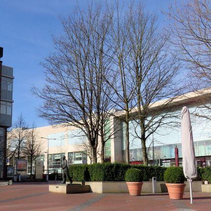 Alstertal-Einkaufszentrum in Hamburg, Kritenbarg 4