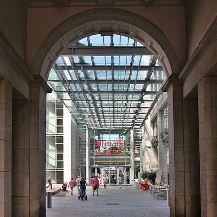 Foto von Altmarkt-Galerie in Dresden
