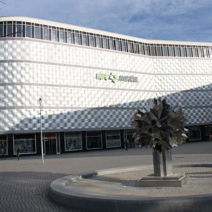 Foto von Höfe am Brühl in Leipzig