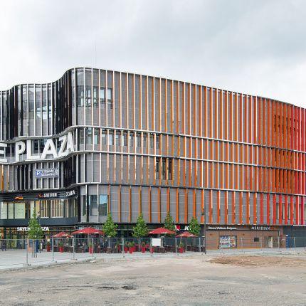 Skyline Plaza in Frankfurt am Main, Europa-Allee 6