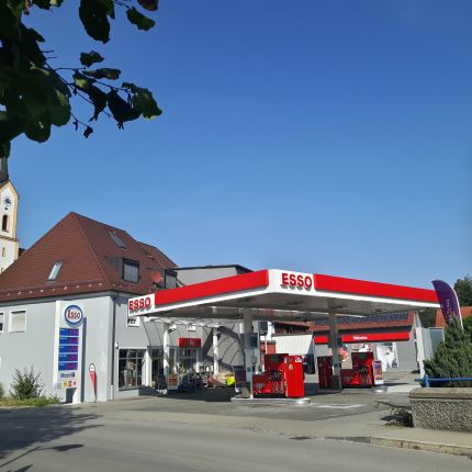 Tankstelle Getränkemarkt Hollweck in Deining, Untere Hauptstraße 1