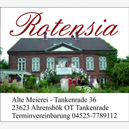 Rotensia Herrenmode Brautmode Abendmode in Ahrensbök, Tankenrade 36