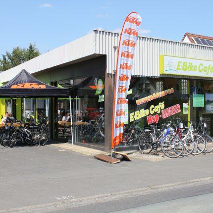 E-Bike Café in Großostheim, Pflaumheimer Straße 50