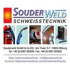 Bild/Logo von Souderweld GmbH & Co. KG Schweißtechnik in Bitburg
