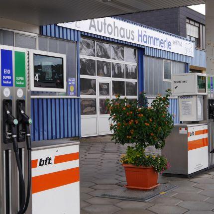 Autohaus Hämmerle in Herrenberg, Hohenzollernstr. 97