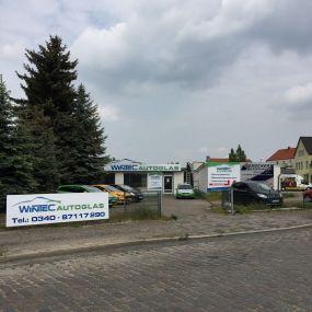 Bild von Wintec Autoglas R. & F. Car Service GmbH