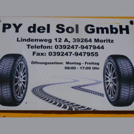 PY del Sol / Reifenhandel Köther in Moritz, Lindenweg 12A