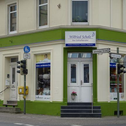 Wilfried Scholz, Der Schlafberater in Bielefeld, Jöllenbeckerstraße 63