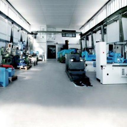 GK Werkzeugmaschinen GmbH in Stockstadt, Lindenstr. 21