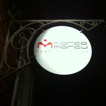 Marco Marcu fashiondesign in Potsdam , MITTELSTRASSE 37
