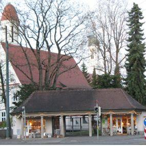 Bild von Blue Cottage