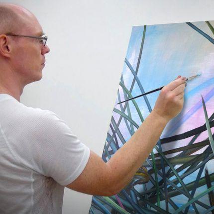 Künstler München Maler heiko jänicke künstler maler in bruckmühl bei münchen abstrakte