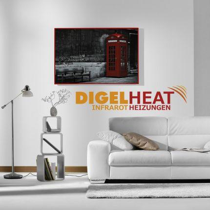Digel-Heat Infrarotheizungen in Pfullingen, Hermann-Burkhardt-Straße 7