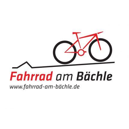 Fahrrad am Bächle in Oberwolfach, Allmendstraße 11