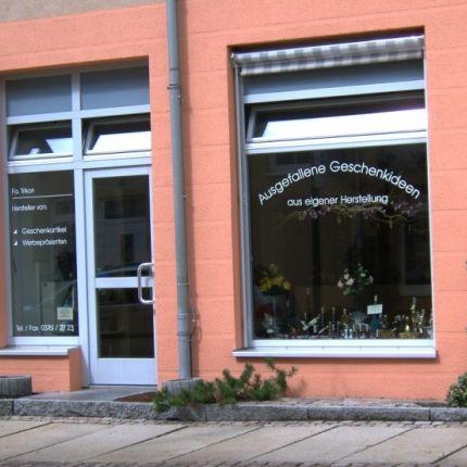 Trikon-Schnapsflaschenhersteller in Werdau / Sachsen, Weberstr.19