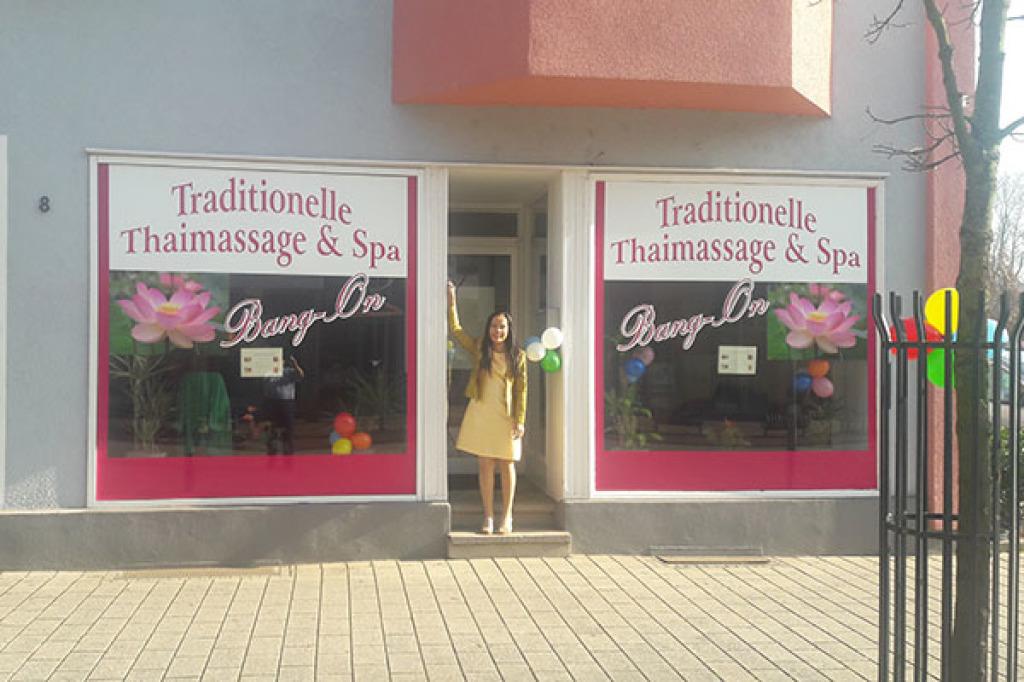 Haan thai massage Hana Vip