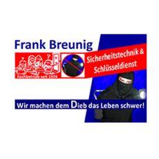 Bild/Logo von Breunig Frank Sicherheitstechnik Schlüsseldienst in Bad Vilbel