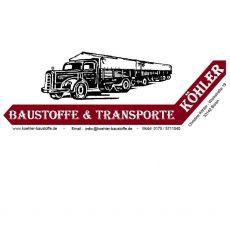 Bild/Logo von Christine Köhler Baustoffe & Transporte in Büren