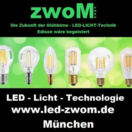 zwoM  -  LED-Licht-Technologie in München, Schießstättstr. 18