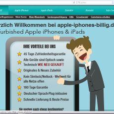 Bild/Logo von Apple iPhone Billig in Erfurt
