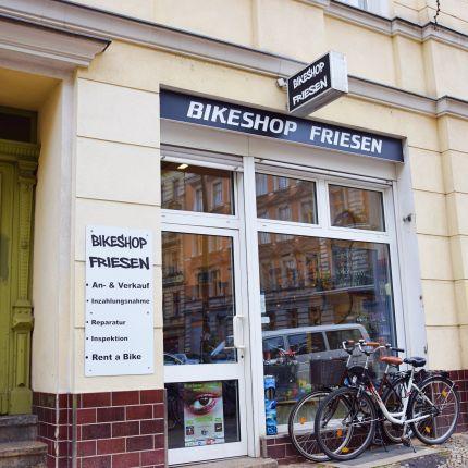 BikeShop Friesen in Berlin, Friesenstraße 24
