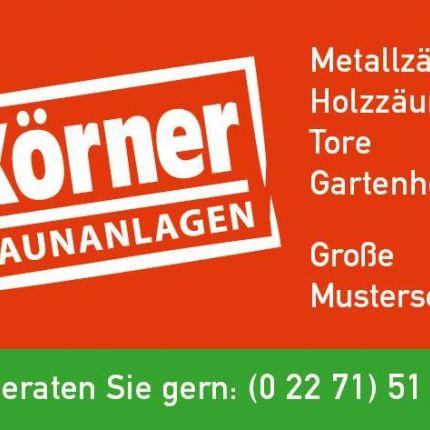 Körner Zaunanlagen in Bergheim, Industriestr. 9