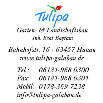 Tulipa Garten Landschaftsbau in Hanau, Bahnhofstraße 16