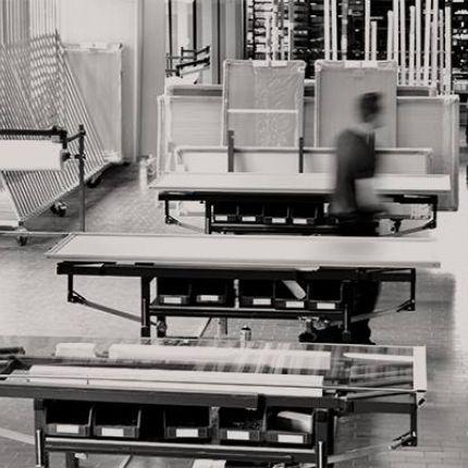 KUHN GmbH - Manufaktur für Schiebetüren in Bünde, Franz-Werfel-Str.