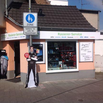 Rasierer - Service in Pulheim, Venloerstr. 116 / direkt am Marktplatz