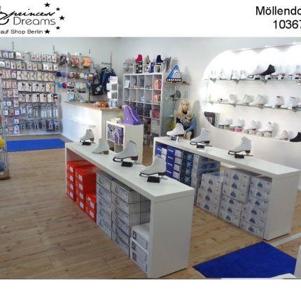 Eiskunstlauf Shop Berlin in Berlin, Möllendorffstr. 87