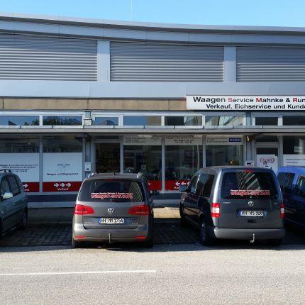 Waagen Service Mahnke & Rungius GmbH in Hamburg, Banksstrasse 28
