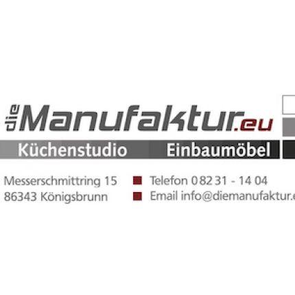 die Manufaktur, das Küchenstudio in Königsbrunn, Messerschmittring 15