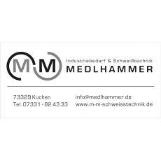 Bild/Logo von MEDLHAMMER Industriebedarf & Schweißtechnik e.K. in Kuchen