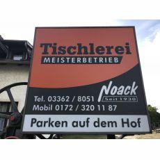 Bild/Logo von Tischlerei und Messebau, Thomas Noack, 15537 Gosen-Neu Zittau in Gosen-Neu Zittau