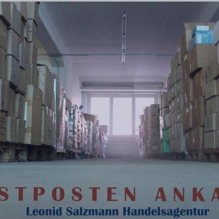 Restposten Ankauf Leonid Salzmann in Hannover, Am Marstall 22