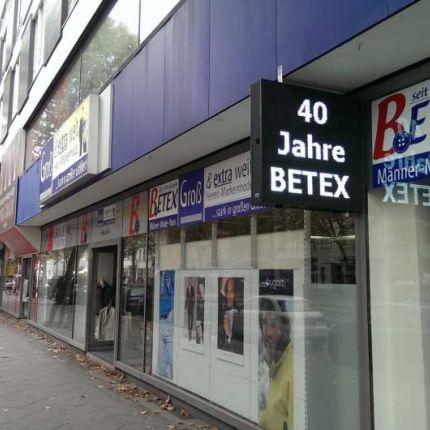 BETEX Übergrößen Große Größen XXL Herrenmode in Berlin, Martin-Luther-Str. 12