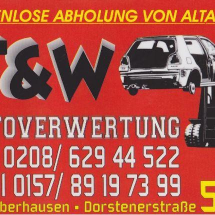 T&W Autoverwertung in Oberhausen, Dorstener Straße 545