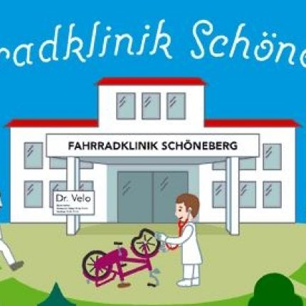 Fahrradklinik Schöneberg in Berlin, Grunewaldstraße 86