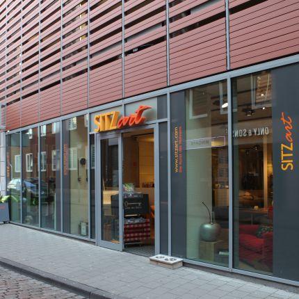 Sitzart GmbH & Co. KG in Münster, Alter Steinweg 21