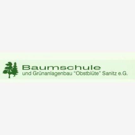 Baumschule und Grünanlagenbau Obstblüte Sanitz e.G. in Sanitz, Waldweg 9