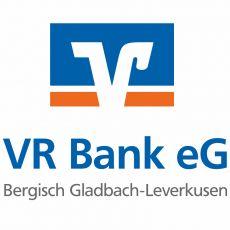 Bild/Logo von VR Bank eG Bergisch Gladbach-Leverkusen Geschäftsstelle Wiesdorf in Leverkusen