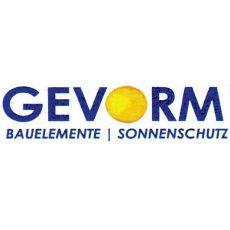 Bild/Logo von GEVORM Bauelemente Sonnenschutz in Mettenheim