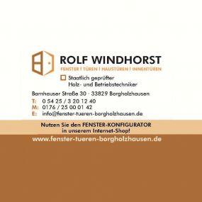 Bild von Rolf Windhorst - Montagedienstleistungen für Bauelemente