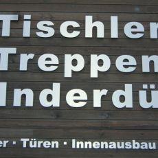 Bild/Logo von Tischlerei Treppenbau Inderdühnen in Bergheim