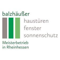 Bild/Logo von Balzhäußer - Fenster, Türen, Sicherheit Einzelfirma in Gau-Odernheim
