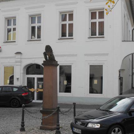 Tee- und Gewürztruhe in Amberg, Georgenstr., 61
