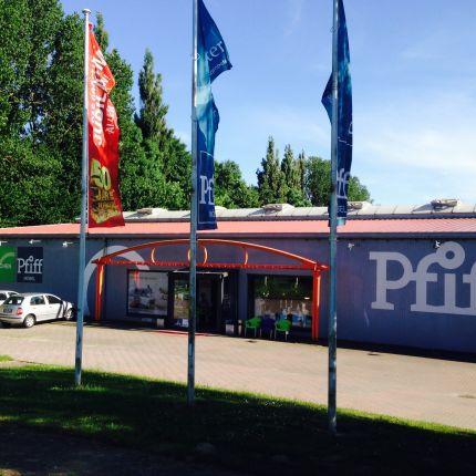 Pfiff Möbel GmbH in Gägelow, Gewerbering 16